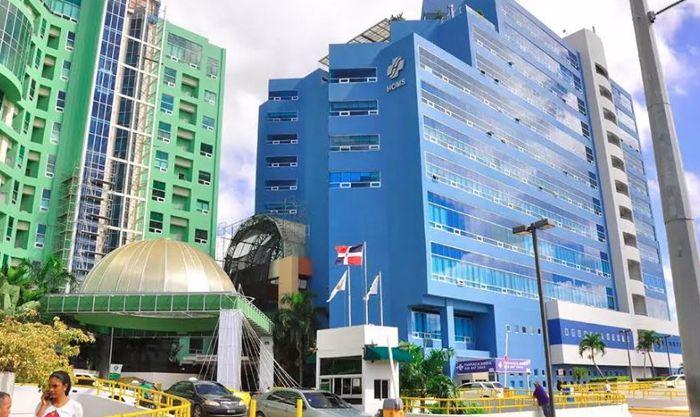 HOMS Hospital santiago