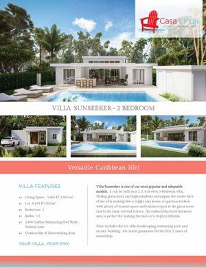 Villa Sunseeker 2 Bedroom, Casa Linda Villas_Page_1