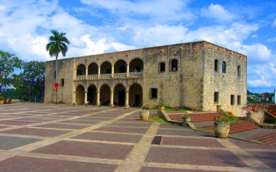Santo Domingo:  The Capital