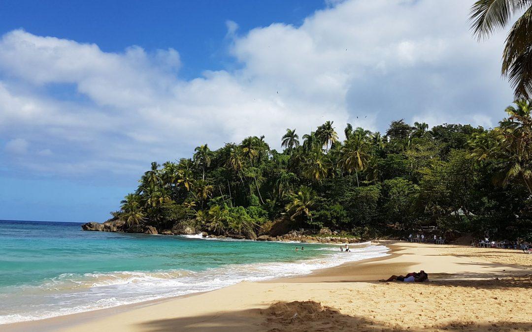 Playa Grande Beach is a Caribbean Postcard