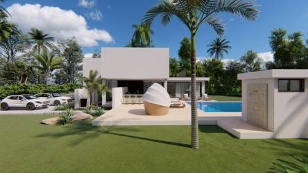 Villa Dolce Vida, casa linda villas, dominican republic homes for sale
