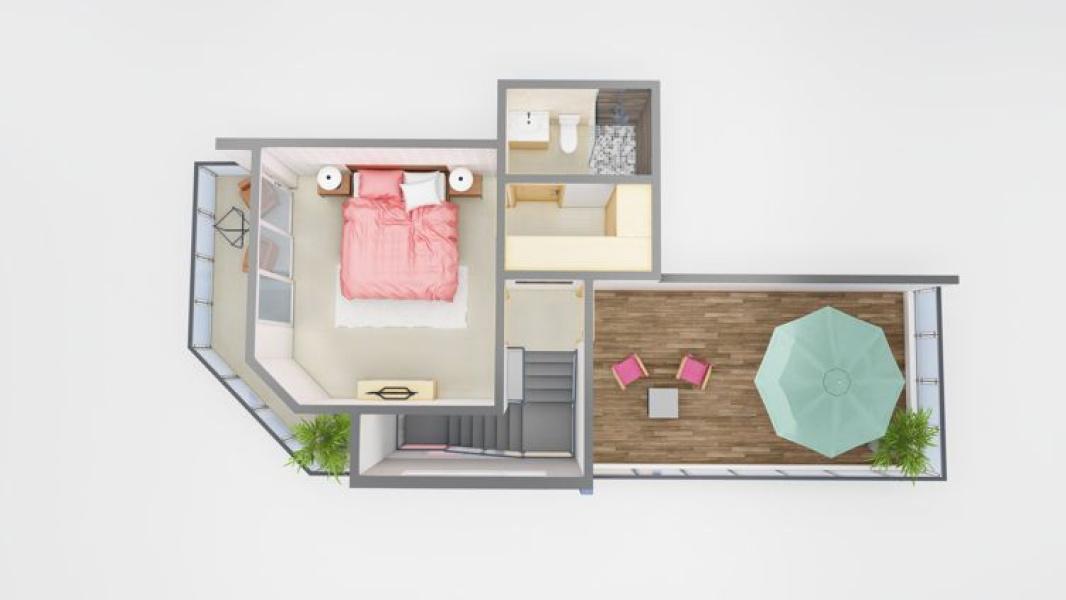 Cabarete, Cabarete, 1 Bedroom Bedrooms, ,130000 BathroomsBathrooms,Condo/Apartment,For Sale,1136