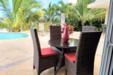 Dominican Republic Property, Ocean View, 2 bedroom Tropical Villa, Own a piece of Paradise. Retirement Living