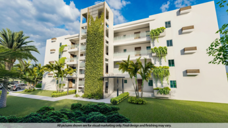 Live affordably in the DR, Small Studio, Paradise Living, Secure area