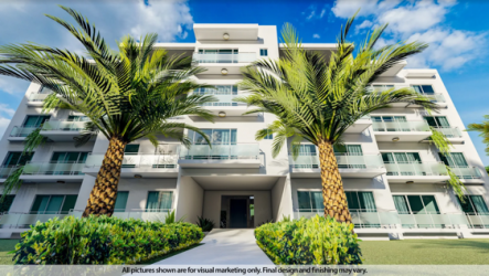 Affordable condo living in the DR, Gated secure area, Financing available