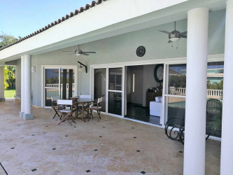 Great spaces in the DR, Property on the North Coast,  Lots of space for family and friends