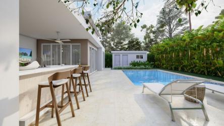 Cabarete, Puerto Plata, 2 Bedrooms Bedrooms, ,2 BathroomsBathrooms,Villa,For Sale,1076